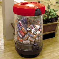 C-Thru™ Can Recycling Bin