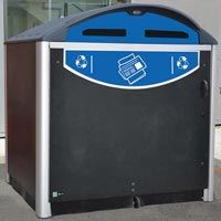 Modus™ 1280 Newspaper & Magazine Recycling Housing