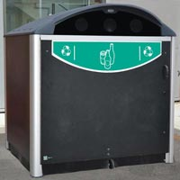 Modus™ 770 Mixed Glass Recycling Housing