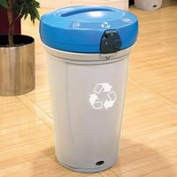 Nexus® 130 Newspaper / Magazine Recycling Bin