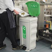 Nexus® Shuttle Food Waste Recycling Bin