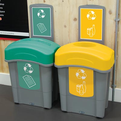 Eco Nexus® Recycling Bin
