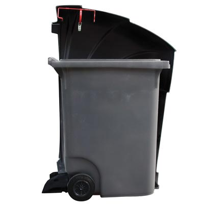 Nexus® 360 Newspaper / Magazine Recycling Bin