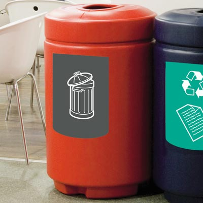 EcoBank™ General Waste Bin
