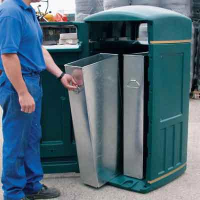 Grampian™ Plastic Bottle Recycling Housing