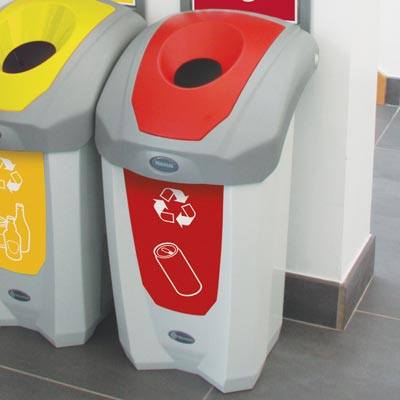 Nexus® 30 Can Recycling Bin