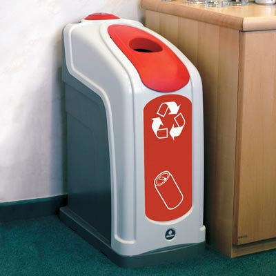 Nexus® 50 Can Recycling Bin
